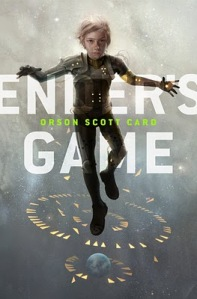 Ender's Game E-book Cover by Sam Weber