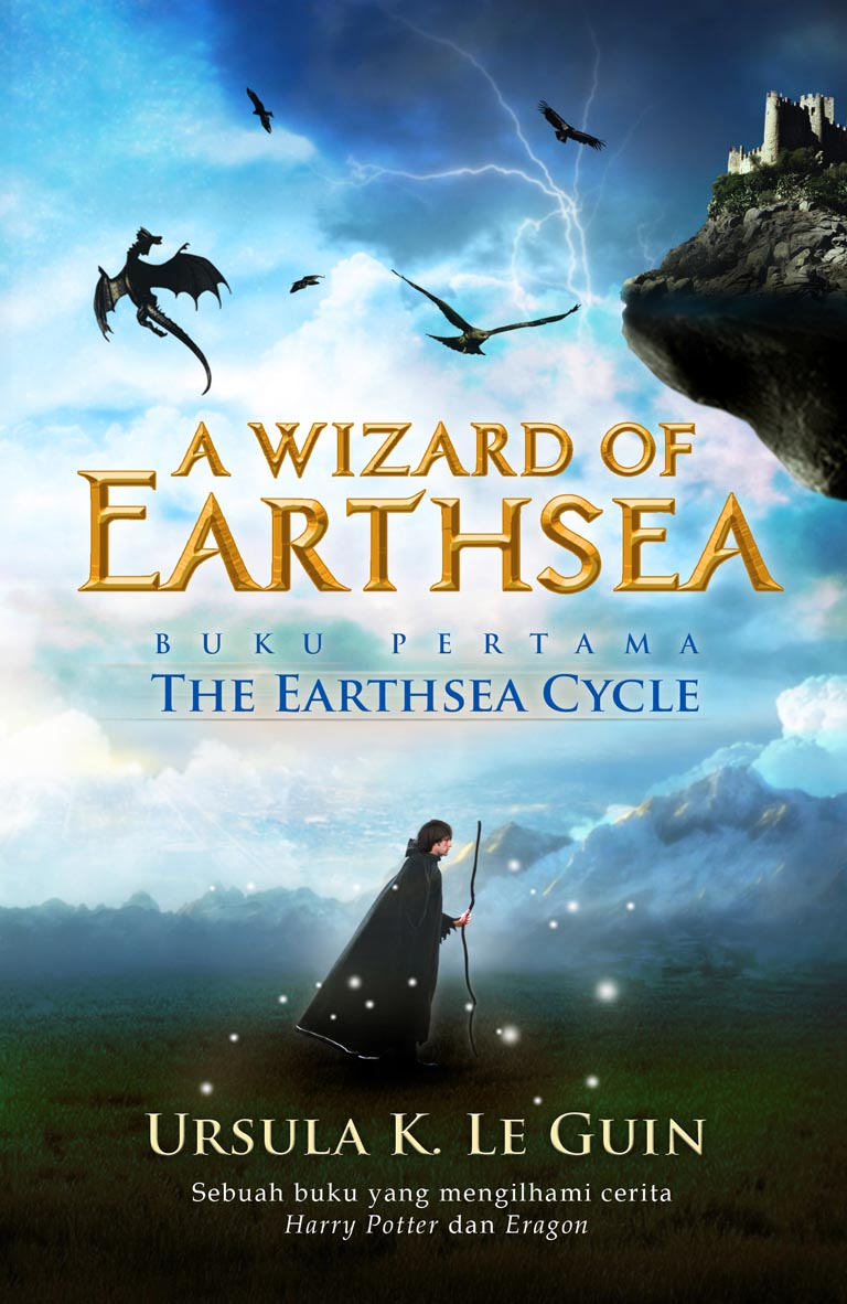 brief review about a wizard of earthsea